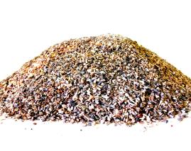 Snäckskalskalk Betesmark, långtidsverkande
