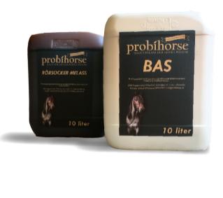 Probihorse Bas för gödsel och betesmark