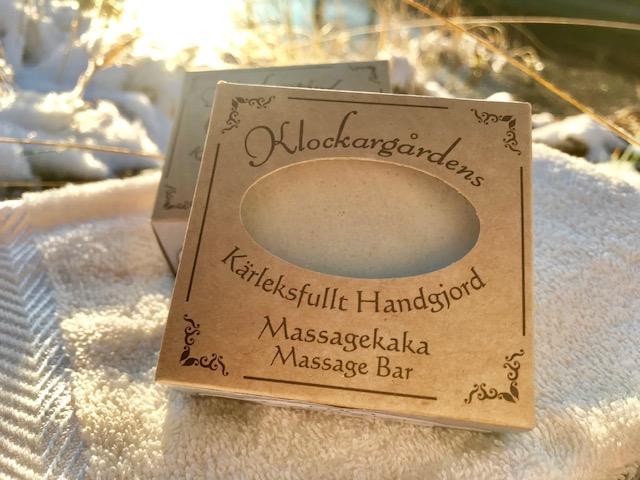 Massagekaka Lugn & Ro