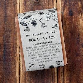 Röd Lera & Ros
