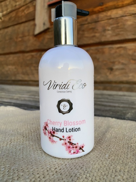 Hand Lotion Cherry Blossom