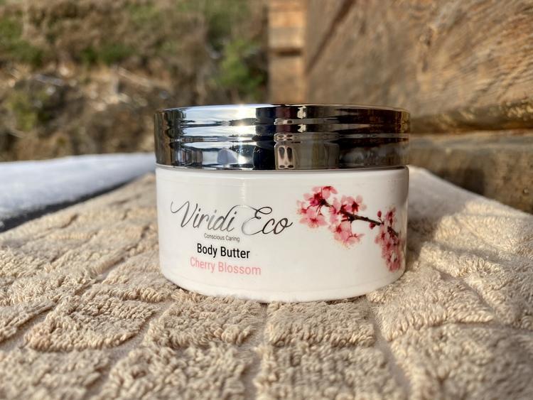 Body Butter Cherry Blossom