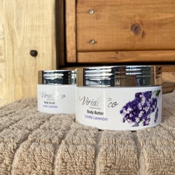 Lavendel Kropps-kit