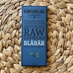 Rawchoklad Blåbär EKO