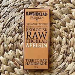 Rawchoklad Apelsin EKO