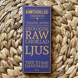 Rawchoklad Ljus EKO