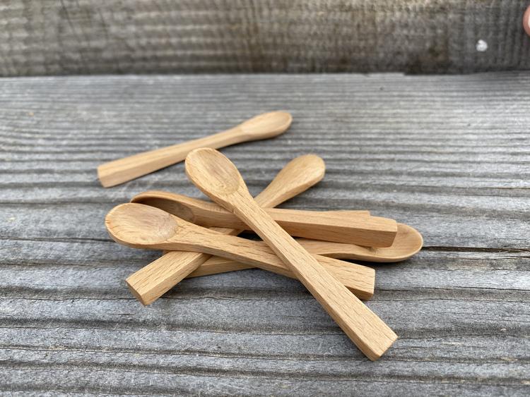Sked mini i trä