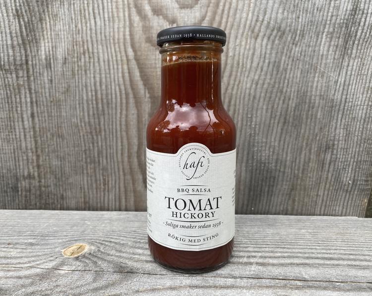 Tomat Hickory-Salsa