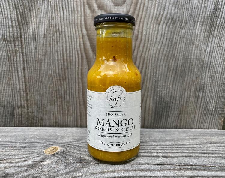 Mango/kokos/Chili-salsa