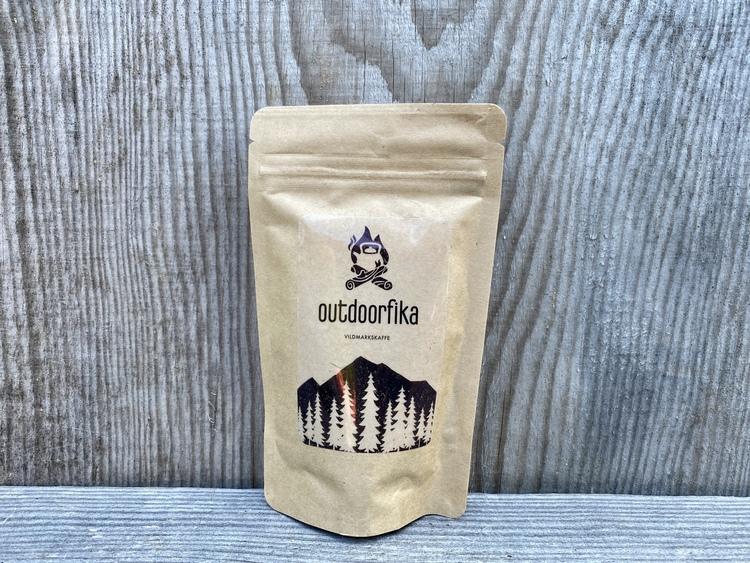 Outdoorfika-Vildmarkskaffe Mini