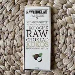 Rawchoklad Kokos EKO