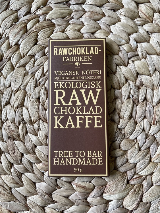 Rawchoklad Kaffe EKO