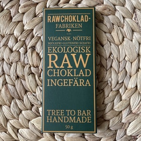 Rawchoklad Ingefära EKO