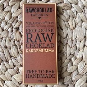 Rawchoklad Kardemumma