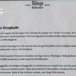 Slöinge kafferosteri Augustas bryggkaffe 250g