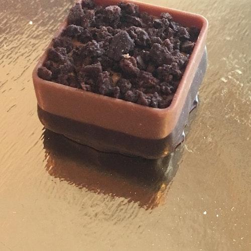 Brownie (INNEHÅLLER GLUTEN)