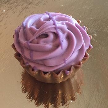 Cupcake Skogsbär (INNEHÅLLER GLUTEN)