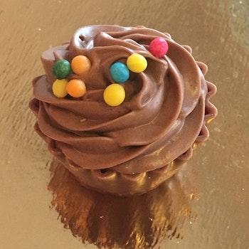 Cupcake Chokladcrisp