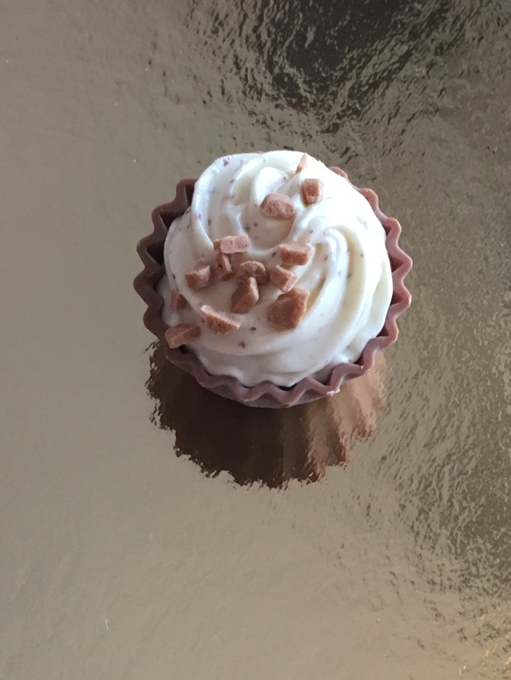 Cupcake Salt & Fudge