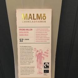 Friska Hallon 52% Kakao Ekologisk