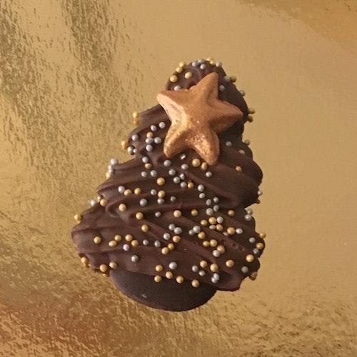 Choklad Julgran (INNEHÅLLER GLUTEN)