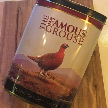 The Famous Grouse Fudge