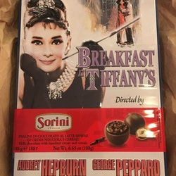Breakfast At Tiffany´s Plåtask