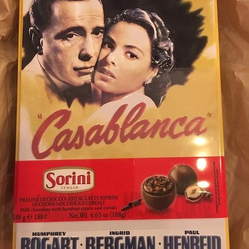 Casablanca Plåtask