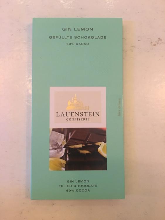 Lauenstein Gin Lemon 60%