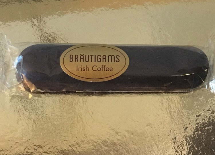 Bräutigams Marsipanbröd Irish Coffee