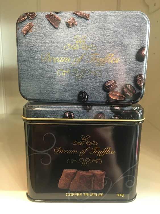 Dream of Tryffles Coffeetryffel