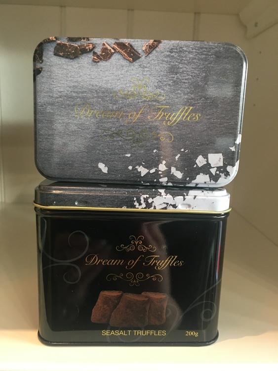 Dream of Tryffles Seasalt tryffel