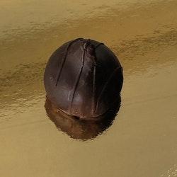 Ekologiskt Chokladdoppat fikon (Innehåller MANDEL)