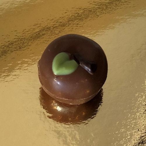 Höstprodukt: Höstäpple med karamellfyllning