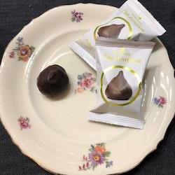 Chokladdoppade Fikon GLUTENFRI VEGANSK EKOLOGISK (INNEHÅLLER MANDEL)