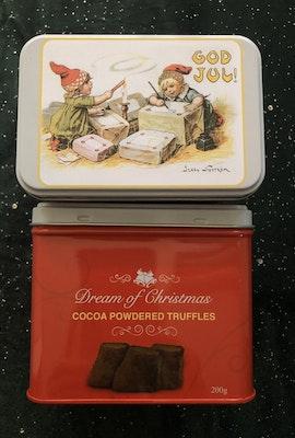 Dream Of Tryffles Christmas