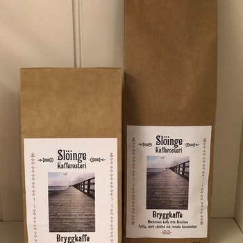 Slöinge kafferosteri Bryggkaffe100g
