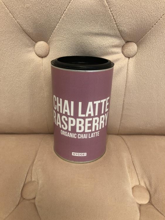 Hygge! Chai Latte Raspberry