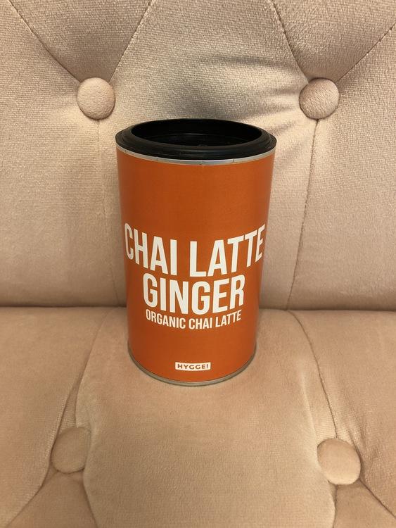 Hygge! Chai Latte Ginger