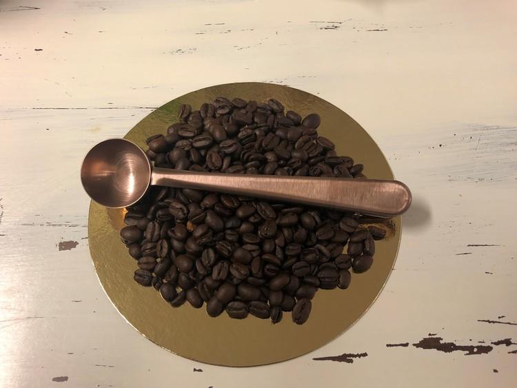Kaffemått Koppar