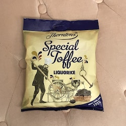 Thorntons Special Toffee Lakrits