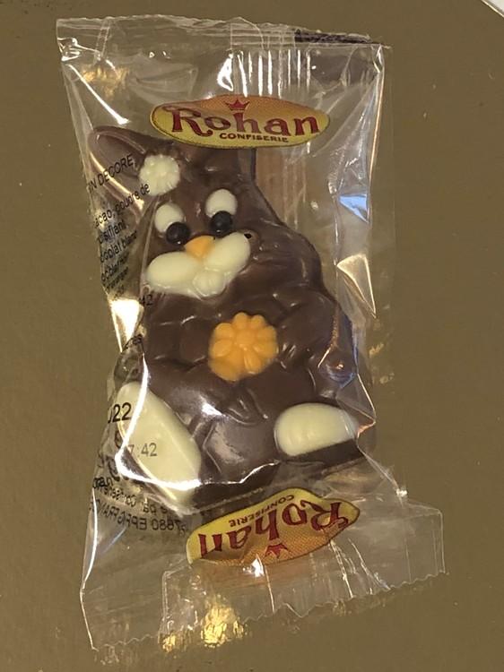 Hare enstycksförpackad  20g (INNEHÅLLER VETE)