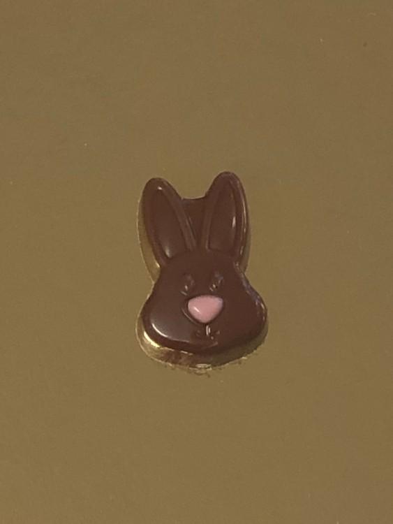 Minifigurer Hare  (INNEHÅLLER GLUTEN) PACKAS I CELLOFANPÅSE