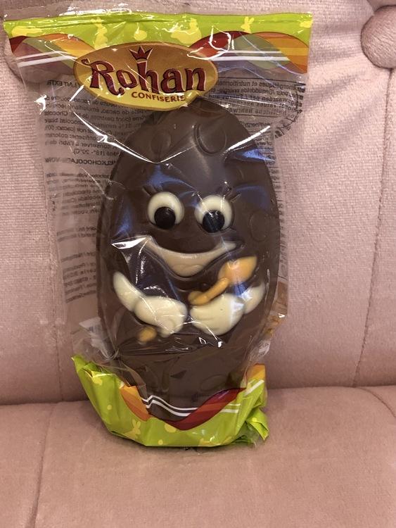 Påskfigur Ägg 60g  Enstycksförpackad