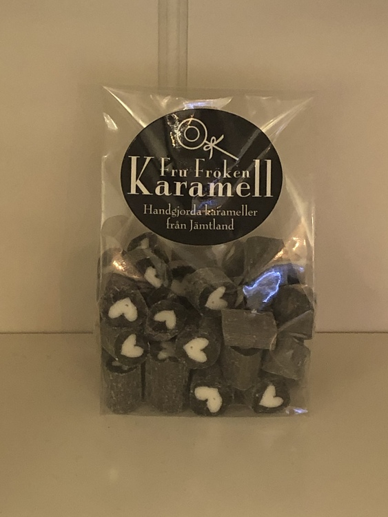 Fru Fröken Karamell Kärleksfika Salt lakrits