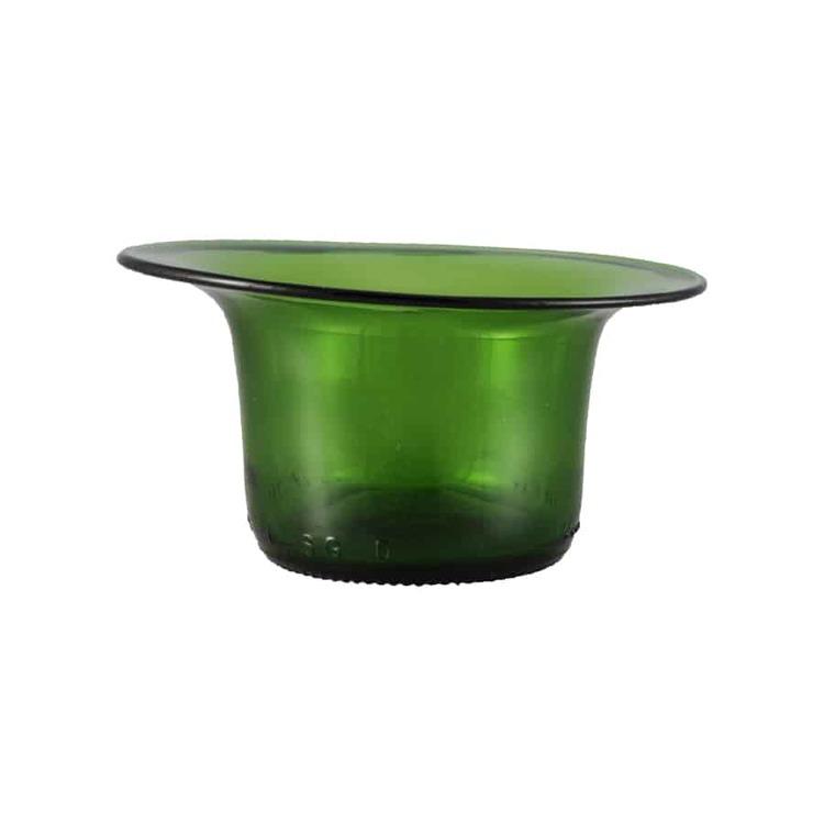 Ljuslykta -grön