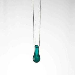 Glasdroppe - halsband