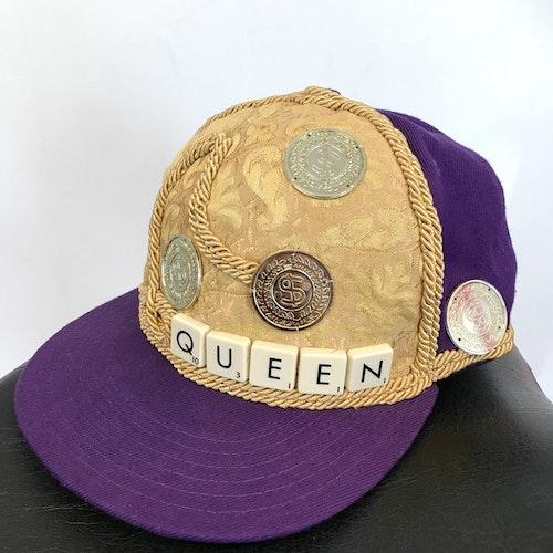 Keps Queen - lila
