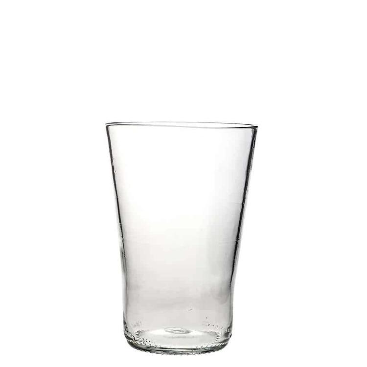 Stapelbara glas - klarglas