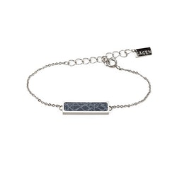 Virrvarr Rectangle Bracelet